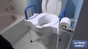 Elevated Toilet Seats For The Elderly