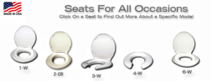 what is the best toilet seats for heavy people