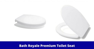 bath royale premium elongated toilet seat