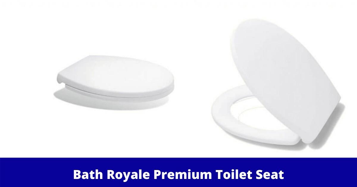 bath royale premium elongated toilet seat
