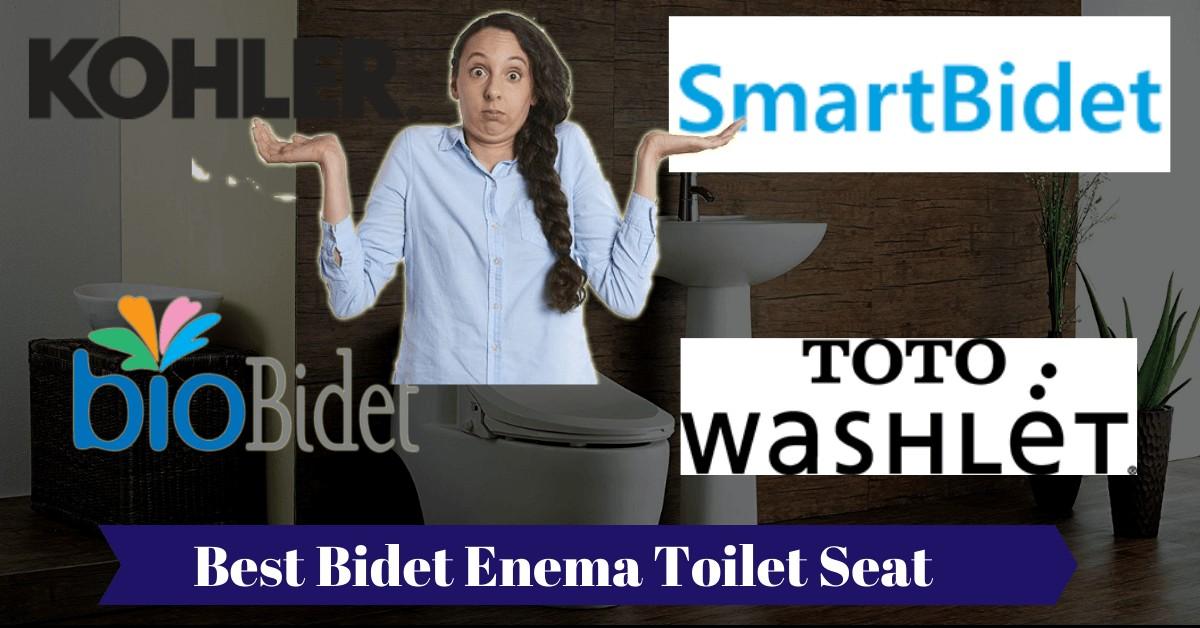 Best Bidet Enema Toilet Seat