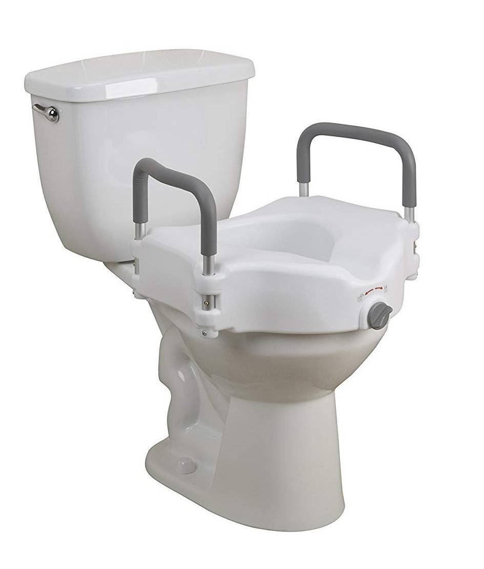 Best Raised Toilet Seats For Elderly