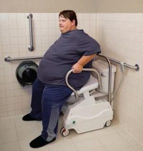What's The #1 Best Heavy Duty Toilet Seat For An Obese Person