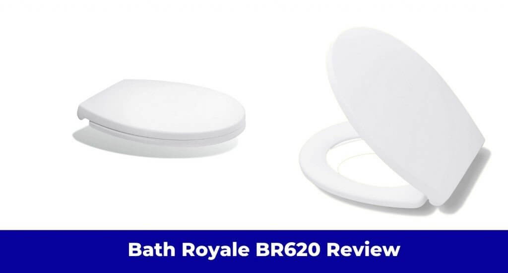 Bath Royale Br620 00 Toilet Seat With Soft Close Lid