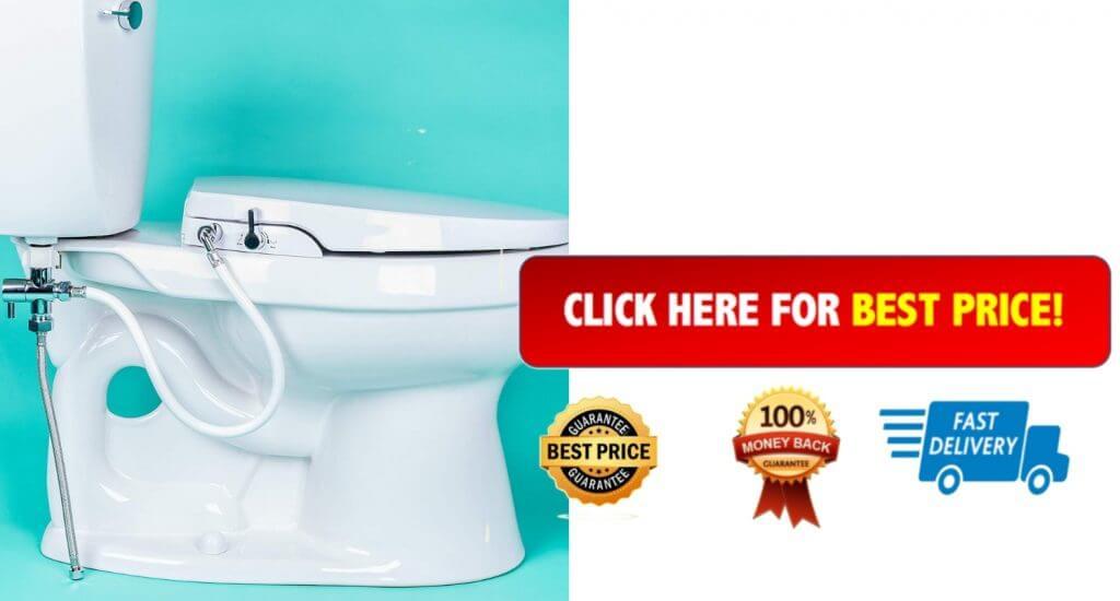 geniebidet non electric toilet attachment