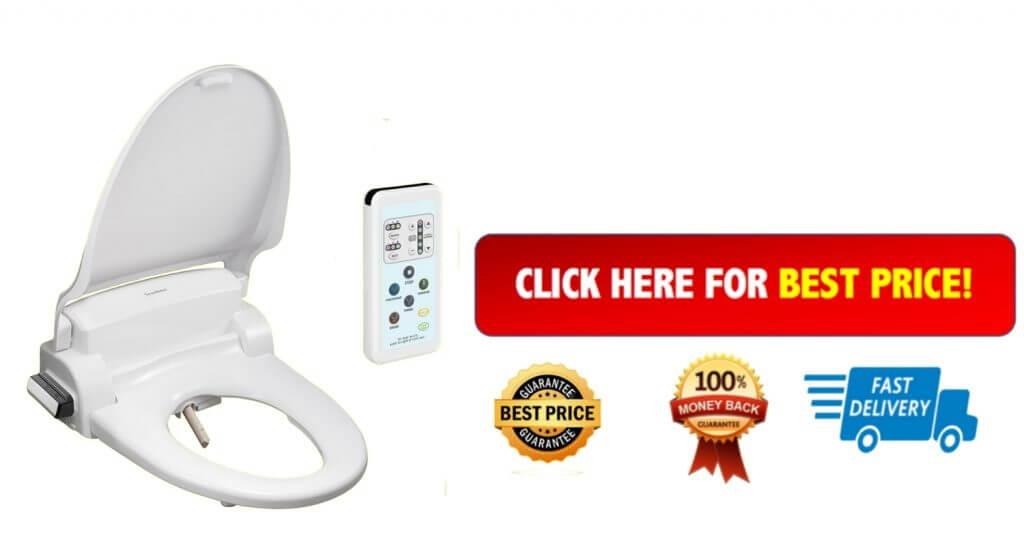 SmartBidet SB-1000 SB1000WE Bidet Toilet Seat best price
