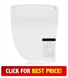 Alpha Bidet iX Hybrid Bidet Toilet Seat lowest price