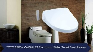 TOTO SW3046#01 S500e WASHLET Electronic Bidet Toilet Seat - Is This The Best Of The Toto Range?