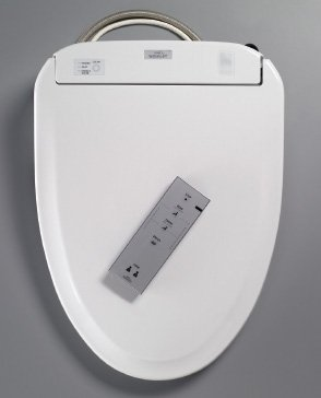 toto washlet s300e seat with remote