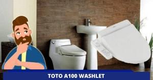 toto washlet a100
