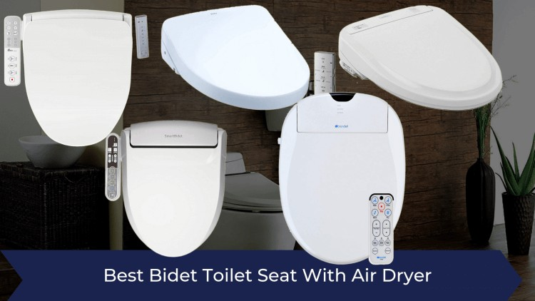 Best Bidet Toilet Seat With Dryer