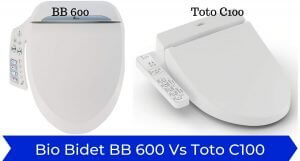 Bio Bidet BB 600 Vs Toto C100: Which Is The Best One For You