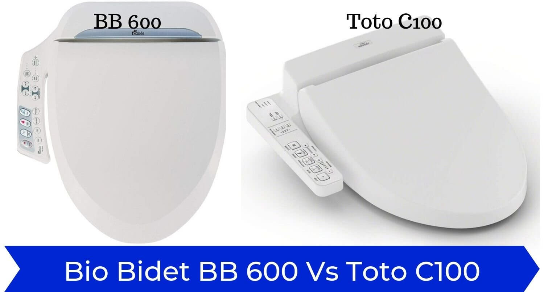 Bio Bidet BB 600 Vs Toto C100