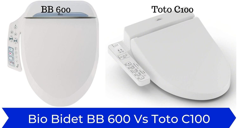 Terrific Bio Bidet Bb 600 Vs Toto C100 Electronic Bidet Toilet Seat 2019 Ibusinesslaw Wood Chair Design Ideas Ibusinesslaworg