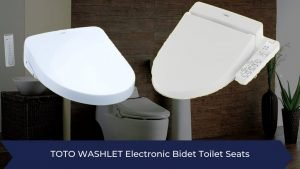 TOTO's Range Of Electonic Bidet Toilet Seats: A Comprehensive Review