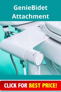 GenieBidet Toilet Attachment