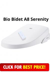 bio bidet a8 serenity